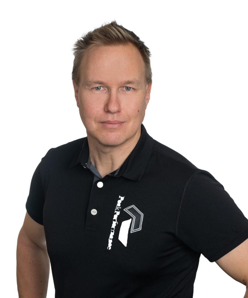 Ari Kolehmainen